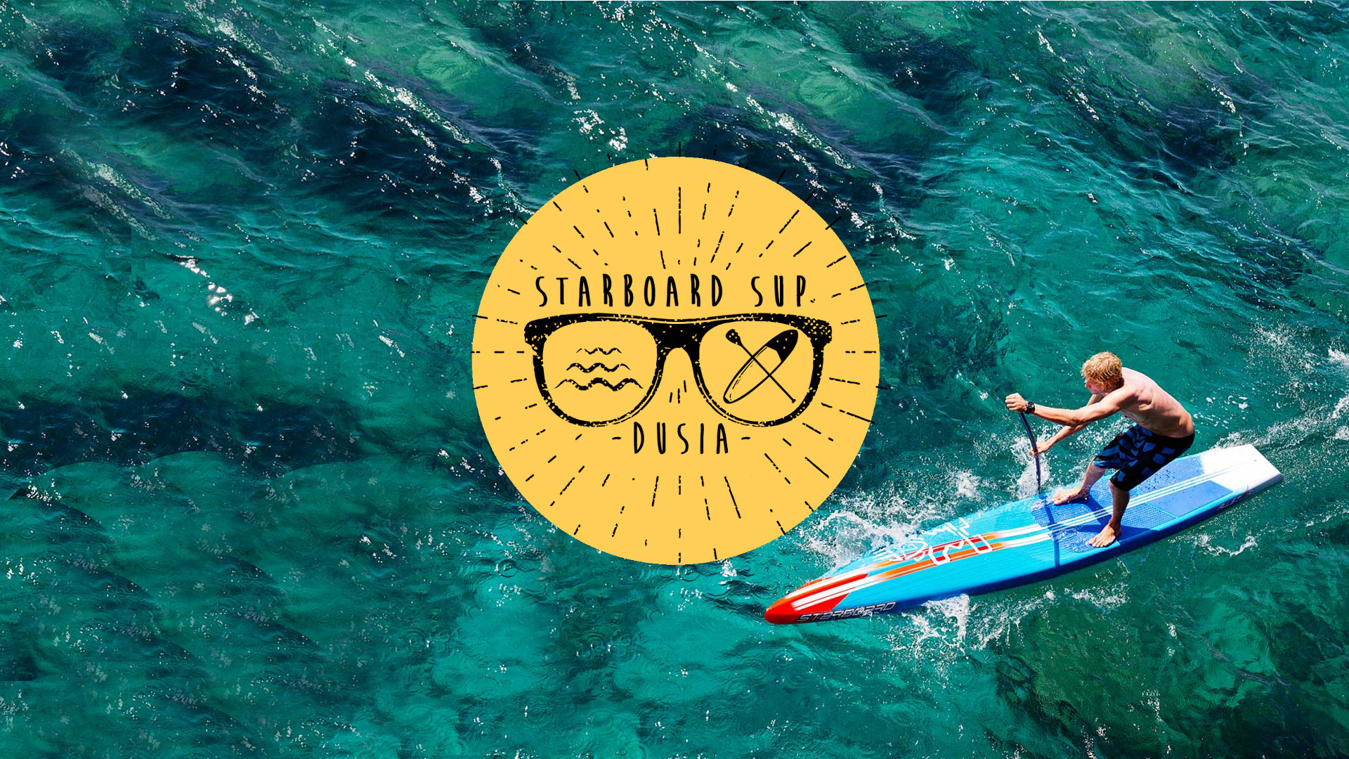Starboard SUP Dusia 2016