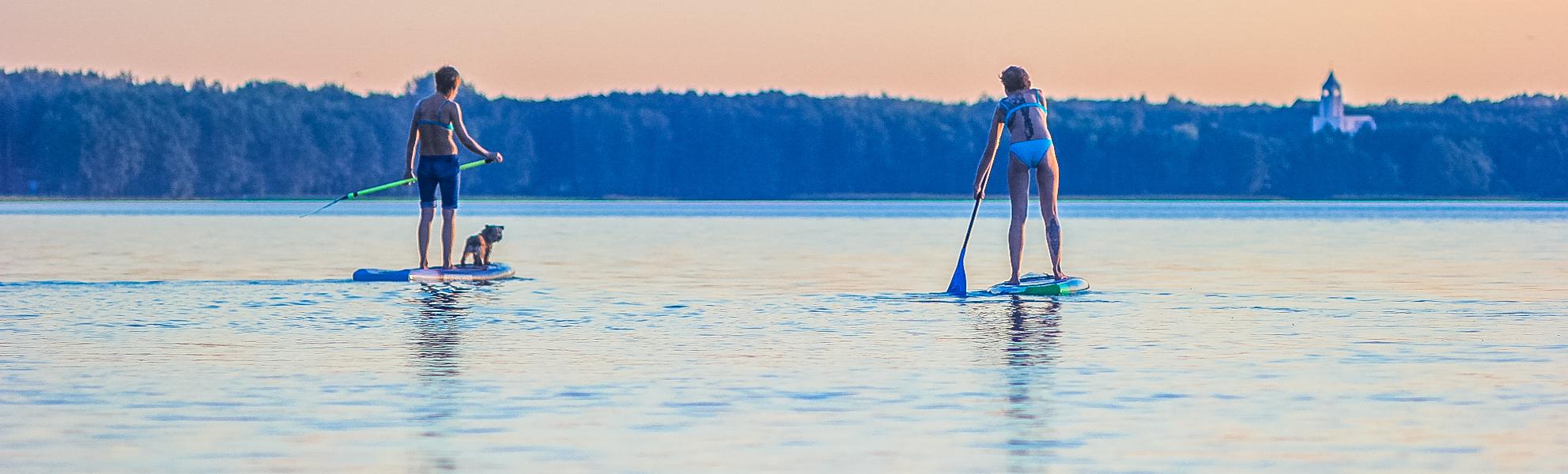 Irklenciu marsrutas, Dusios ezeras, Dusia, Kryziu sventove