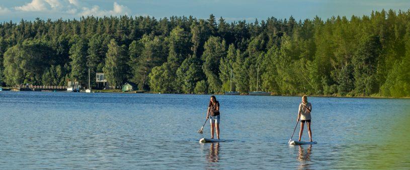 Irklenciu marsrutas, Dusios ezeras, Dusia, Meteliu regioninio parko direkcija